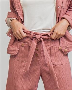 Pantalon Lionel Jaquard