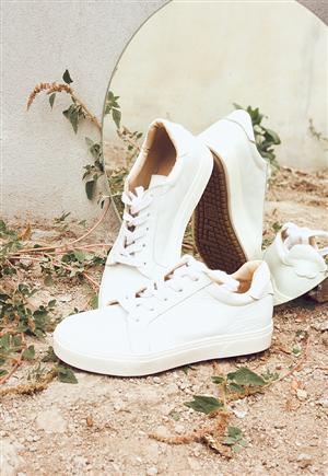 Zapatillas Lennon Blancas