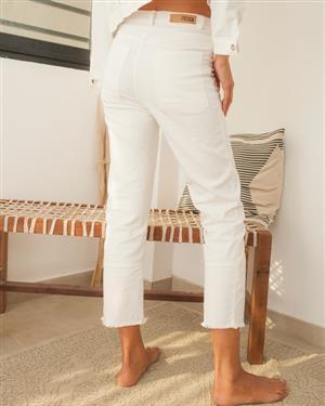 Pantalon Carola ANKLE MOM FIT